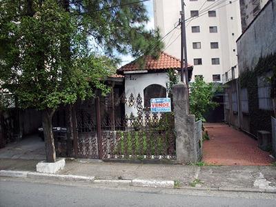 Terreno Em Água Fria - São Paulo, Sp - 122944