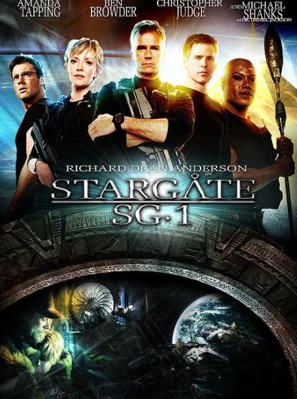 Coleção Box Dvd Stargate Sg-1 Todas Temporadas Completo