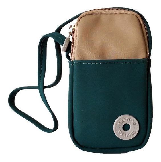 Bandolera Porta Celular Pvc That Bag Keep 771 @kokeshibags