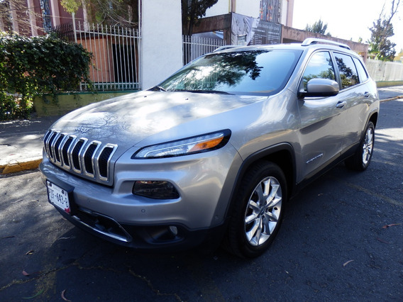 Jeep Cherokee 2016 Limited Permium