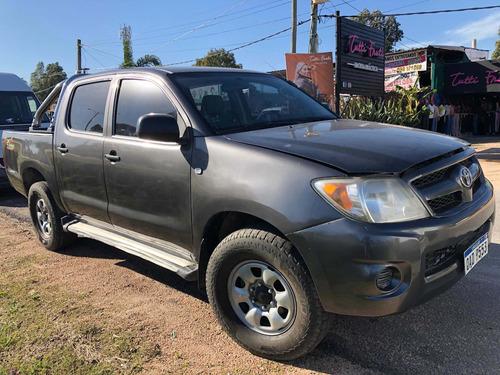 Toyota Hilux 2.5 Dx Cab 4x4 (2009) 2008