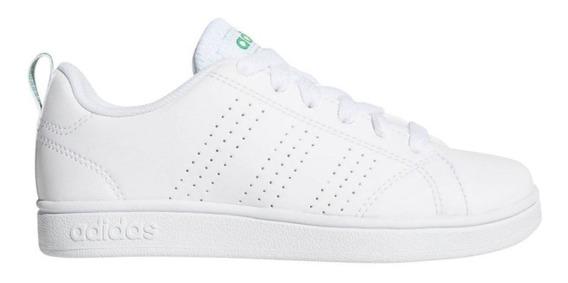 Zapatillas Mujer adidas Vs Advantage Cl Blanco Nuevo 2018