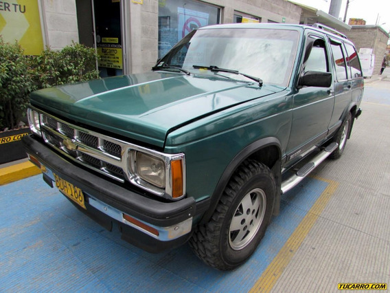 Chevrolet Blazer At 4300