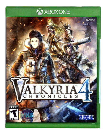 Valkyria Chronicles 4 - Xbox One - Mídia Física - Lacrado