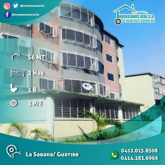 Apartamento En Venta Conj Res La Sabana Guatire