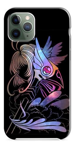Funda Estuche Forro Sakura Card Captor Xiaomi Nokia Asus