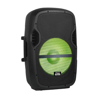 Bafle Potenciado Pro Bass Galaxy115 2000 W Bluetooth