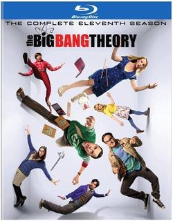 The Big Bang Theory The Complete 11th Season Blu-ray Us Imp