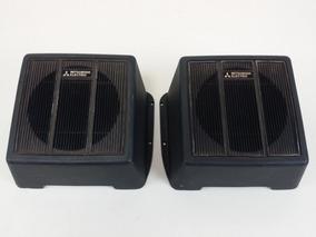 Antigas Caixas De Som De Sobrepor Mitsubishi Electric - Par