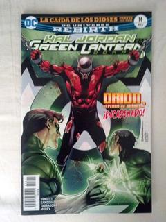 Hal Jordan & Green Lantern Corps #14 Dc Universe Rebirth