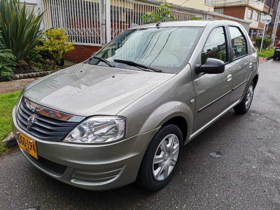 Renault Logan Expression 1.6 Aa