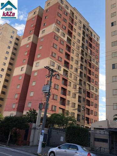 Apartamento Mobiliado Ao Lado Do Mercadão Do Ipiranga - Próximo A Estação Sacomã (linha Verde) - Ap00577 - 68746576