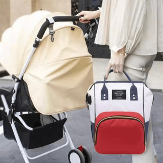Pañalera Mochila Bebe Maternidad Baby Bolso Mayor