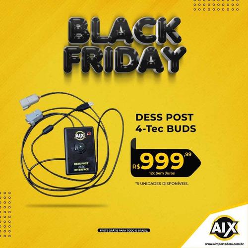 Dess Post Diagnostico Buds - Anuncio Black Friday