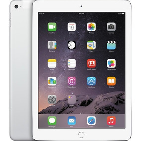 iPad Air 2 16gb 4g Silver