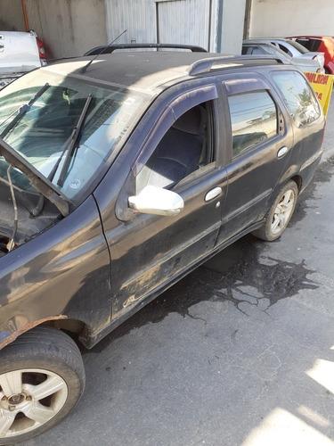Fiat Palio Weekend 2001 1.6 16v Stile 5p
