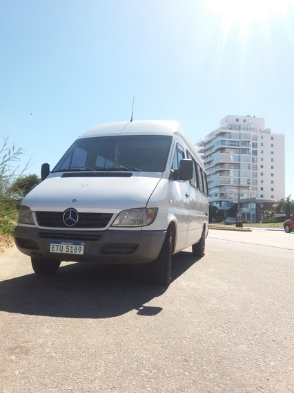 Mercedes-benz Sprinter 2.5 313 Combi 3550 12+1 2005