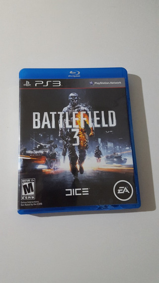 Battlefield 3 Ps3 Playstation 3 Original Mídia Física Envio 12,00