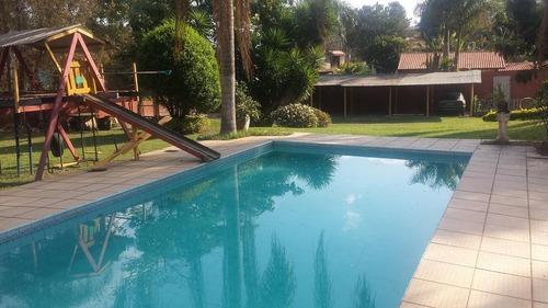 Chácara Com 4 Dormitórios À Venda, 2496 M² Por R$ 850.000,00 - Bairro Da Mina - Itupeva/sp - Ch0221