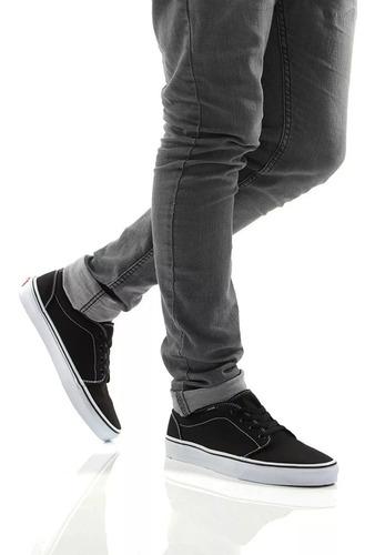 Zapatillas Vans 106 Vulcanized Black (oferta Promocion!!)