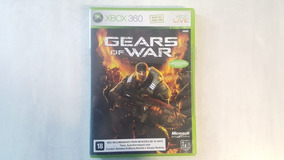 Gears Of War 1 - Xbox 360 - Original - Usado