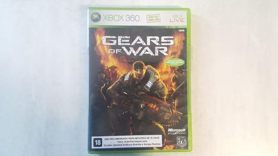 Gears Of War 1 - Xbox 360 - Original - Usado