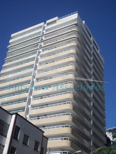Apartamento Na Guilhermina Em Praia Grande Sp, 04 Dormitórios Sendo 03 Suítes E 03 Vagas De Garagem - Ap01576 - 33913163