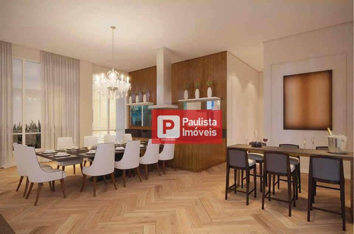 Apartamento À Venda, 172 M² Por R$ 3.455.190,00 - Moema - São Paulo/sp - Ap27075