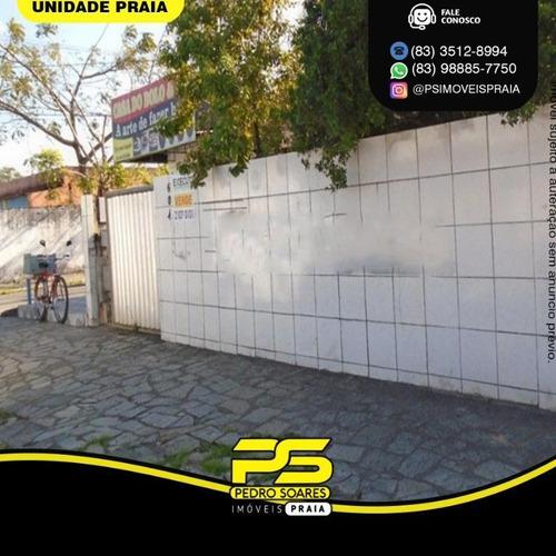 Casa Com 3 Dormitórios À Venda Por R$ 550.000 - Ernesto Geisel - João Pessoa/pb - Ca0906