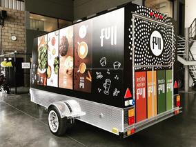 Food Truck Monterrey 100 L Full Homologado Con Lcm