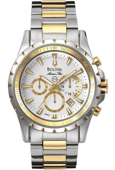 Relógio Masculino Bulova Marine Star Wb30864s