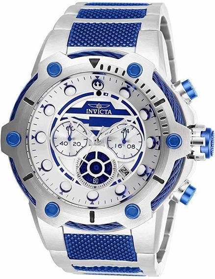 Relógio Invicta Star Wars R2-d2 Modelo 27114 Original