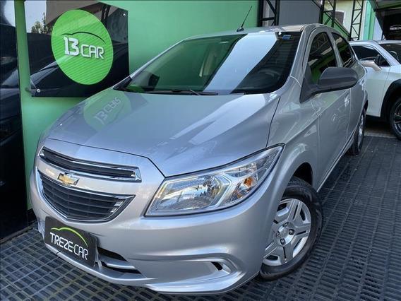 Chevrolet Onix 1.0 Mpfi Lt 8v Flex 4p Manual - My Link