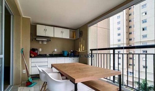 Apartamento À Venda, 56 M² Por R$ 477.000,00 - Jardim Flor Da Montanha - Guarulhos/sp - Ap16223