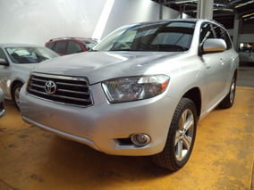 Toyota Highlander Base Premium Sport Aa Qc Piel At 2009