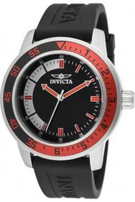Relógio Invicta Specialty 12845 - Pulseira Preta