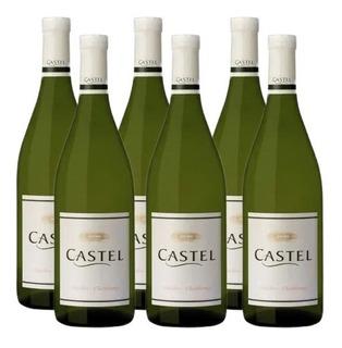 Vino Castel Chandon Blanco 750ml Semillon Chardonnay Pack X6
