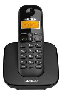 Telefone sem fio Intelbras TS 3113 preto