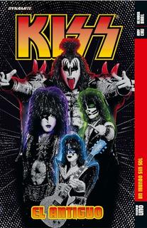 Comic Dynamite Kiss El Antiguo Vol. 1 Un Mundo Sin Sol