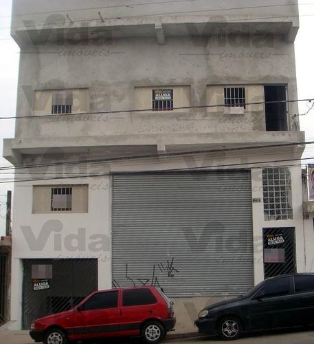 Salas Comercial Para Aluguel, 790.0m² - 21174