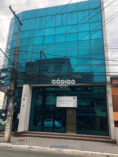 Imagem 1 de 8 de Salão Para Alugar, 320 M² Por R$ 16.000,00/mês - Centro - Guarulhos/sp - Sl0028