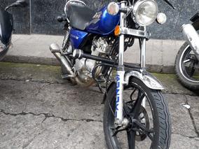 Motocicleta Gn Suzuki 2009 Economica