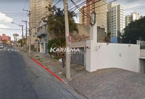 Imagem 1 de 2 de Terreno À Venda, 500 M² Por R$ 1.600.000,00 - Santa Terezinha - São Paulo/sp - Te0769v