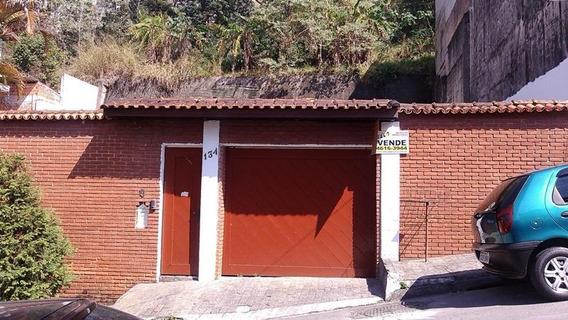 Casa Em Centro (cotia), Cotia/sp De 170m² 3 Quartos À Venda Por R$ 600.000,00 - Ca321850