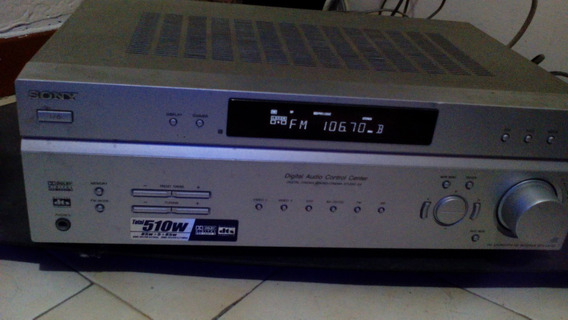 Home Theater Sony Full Total 510w 100 Verd