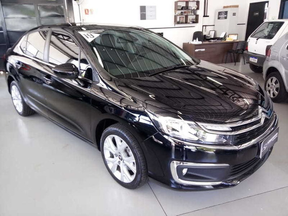Citroen C4 Lounge Feel 1.6 Turbo Flex Aut