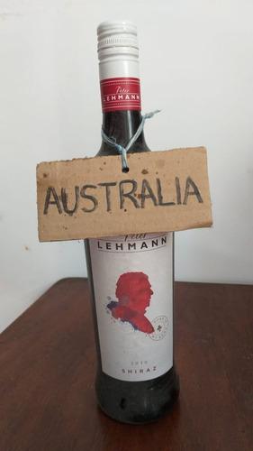 Lehmann Syrah - Australia - 2010 - Hess Family - Unico!