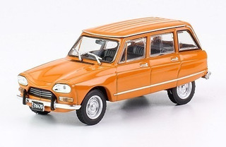 Citroen Ami 8 N° 26 Colección Autos Inolvidables Salvat