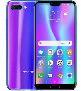 Huawei Honor 10.....4gb/128gb + Honor Band 3