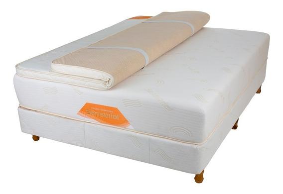 Pillow Inteligente Viscoelastico Sensorial 140 X 190 X 5 Cm